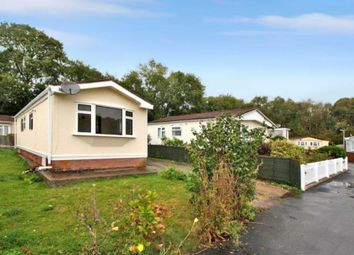 Thumbnail 2 bedroom mobile/park home to rent in Ashley Wood Park, Tarrant Keyneston, Blandford Forum