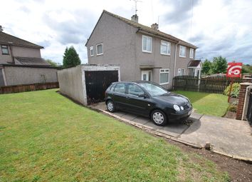 Thumbnail 3 bedroom semi-detached house for sale in Chestnut Avenue, New Rossington, Doncaster
