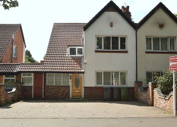 Thumbnail 3 bed semi-detached house to rent in 39 Brook Lane, Kings Heath
