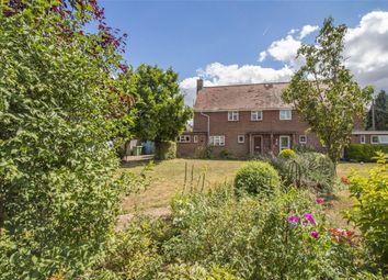 Thumbnail 3 bed semi-detached house for sale in Little Hoddington, Upton Grey, Basingstoke
