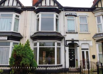 Thumbnail 4 bedroom terraced house for sale in Holderness Road, Hull, North Humberside