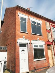 Thumbnail 3 bed end terrace house to rent in Ireton Road, Leicester, Off Gipsy Lane