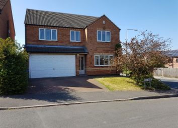 Thumbnail 5 bed detached house for sale in High Ridge, Forest Town, Mansfield