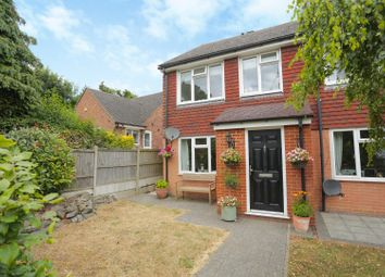 Thumbnail 3 bedroom end terrace house for sale in The Street, Eythorne, Dover