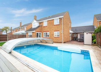 Thumbnail 4 bed detached house for sale in North Street, Great Wakering, Southend-On-Sea, Essex