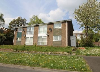 Thumbnail 2 bed flat for sale in Combe Drive, West Denton Park, Newcastle Upon Tyne