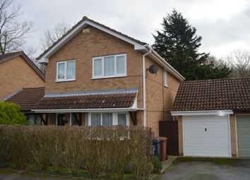 Thumbnail 3 bed detached house for sale in Vantage Meadow, Ecton Brook, Northampton