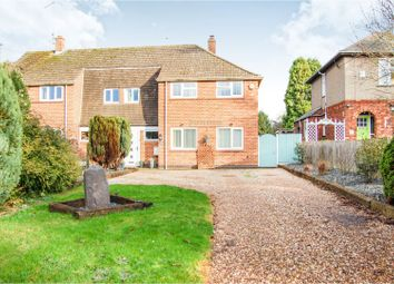 Thumbnail 3 bed end terrace house for sale in High Street, Great Houghton, Northampton