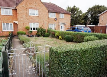Thumbnail 2 bed terraced house for sale in Deene Close, Corby