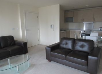 Thumbnail 1 bed flat to rent in Spectrum, City Centre