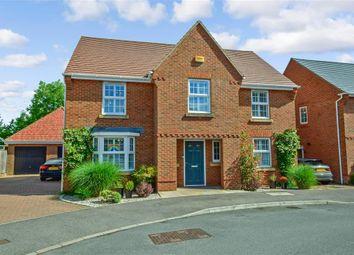 Thumbnail 4 bed link-detached house for sale in Blakiston Close, Ashington, West Sussex