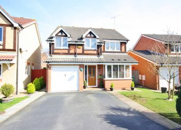 Thumbnail 4 bed detached house for sale in Fyfield Close, Whiteley, Fareham