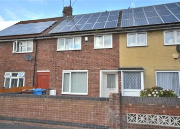 Thumbnail 3 bed terraced house for sale in Chelmer Road, Longhill, Hull