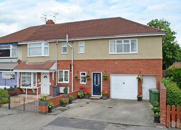 Thumbnail 5 bedroom semi-detached house for sale in Gerard Avenue, York