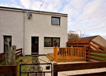 Thumbnail 2 bed end terrace house for sale in Sutherland Crescent, Tain