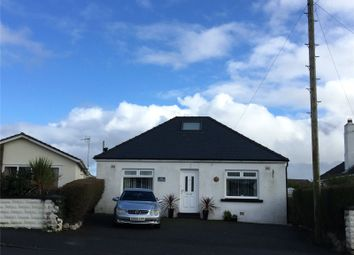 Thumbnail 2 bed detached bungalow for sale in Promenade, Steynton Road, Steynton, Milford Haven