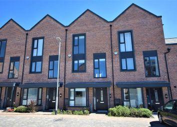 Thumbnail 4 bedroom terraced house for sale in Siskin Road, Cottam, Preston