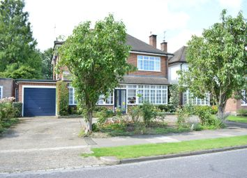 Thumbnail 4 bed detached house for sale in Wallace Fields, Epsom
