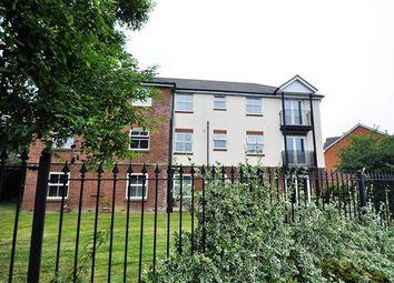 Thumbnail 2 bed flat for sale in Angus Drive, Kennington, Ashford