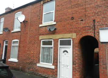 Thumbnail 4 bedroom terraced house to rent in Gladstone Street, Worksop