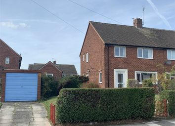 Thumbnail 3 bedroom semi-detached house for sale in Goldsmith Road, Worksop, Nottinghamshire
