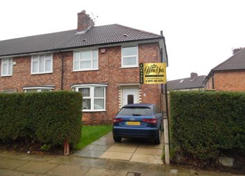 Thumbnail 3 bed semi-detached house for sale in Morningside Road, Norris Green, Liverpool