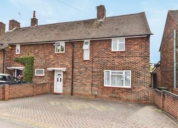 Thumbnail 3 bed semi-detached house for sale in Norden Close, South View, Basingstoke