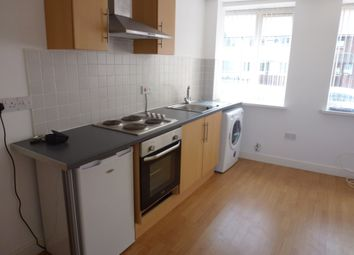Thumbnail 1 bed flat to rent in Broadway, Adamsdown