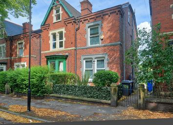 Thumbnail 4 bed flat for sale in Meersbrook Park Road, Sheffield