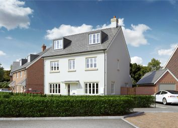 Thumbnail 5 bed detached house for sale in Ambersey Green, Amberstone Road, Hailsham, East Sussex