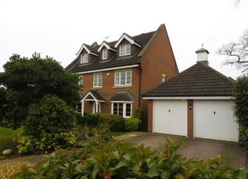 Thumbnail 5 bedroom detached house for sale in Foxfield Way, Grange Park, Northampton