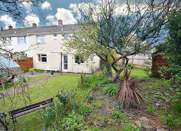 Thumbnail 4 bed end terrace house for sale in Ledbrook Close, Cwmbran