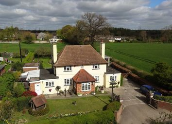 Thumbnail 3 bed detached house for sale in Main Road, Tuddenham, Ipswich