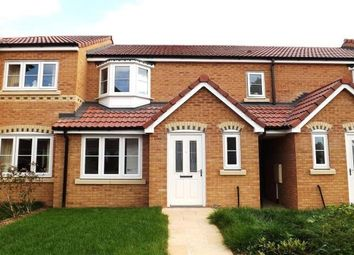 Thumbnail 2 bed terraced house to rent in Scrooby Road, Harworth, Doncaster