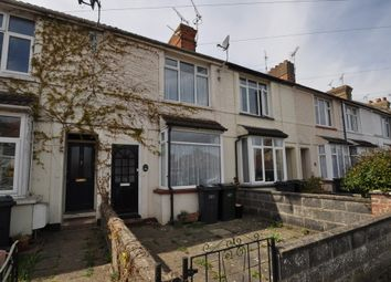 Thumbnail 3 bed terraced house to rent in Linden Road, Ashford