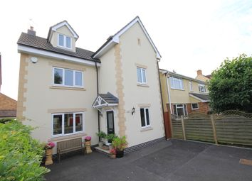 Thumbnail 5 bed detached house for sale in Watleys End Road, Winterbourne, Bristol