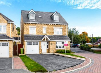 Thumbnail 5 bed detached house for sale in Dearne Court, Woolley Grange, Barnsley