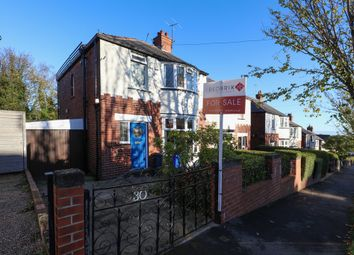 Thumbnail 3 bed semi-detached house for sale in Renshaw Road, Sheffield
