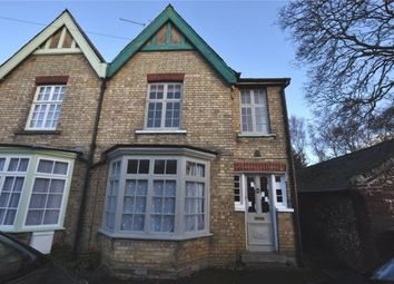 Thumbnail 3 bedroom semi-detached house to rent in Delles Cottages, Great Chesterford, Saffron Walden, Essex