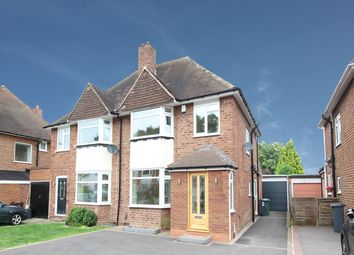 Thumbnail 3 bed semi-detached house to rent in Knightsbridge Road, Olton, Solihull, West Midlands