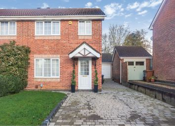 Thumbnail 3 bed semi-detached house for sale in Miller Hill, Northampton