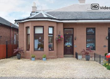 Thumbnail 4 bed semi-detached house for sale in Firpark Street, Motherwell