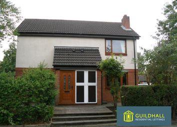 Thumbnail 2 bed flat to rent in Cromford Walk, Preston