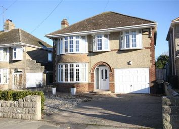 Thumbnail 4 bed detached house for sale in Marlborough Road, Swindon, Wiltshire