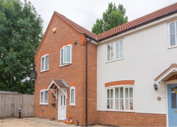 3 bed semi-detached house for sale in Saddlers Mead, Spalding PE11
