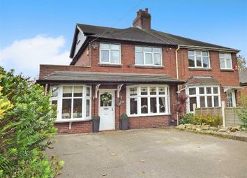 Thumbnail 4 bed semi-detached house for sale in Chester Road, Audley, Stoke-On-Trent