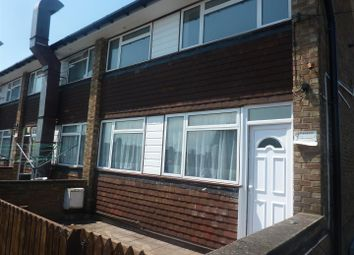 Thumbnail 3 bed flat to rent in Hertford Road, Enfield