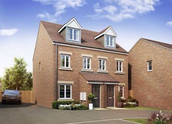 Thumbnail 3 bed semi-detached house for sale in Theedway, Leighton Buzzard