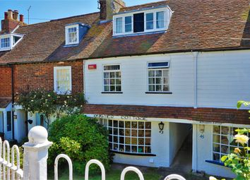 Thumbnail 2 bed terraced house for sale in Island Wall, Whitstable