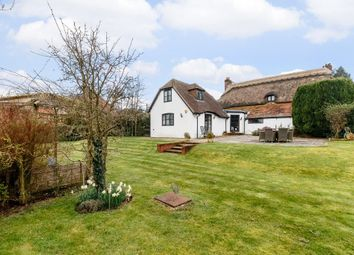 Thumbnail 4 bed cottage for sale in Manor View, Brimpton Road, Brimpton, Reading